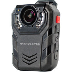 PatrolEyes SC-DV7 Ultra 1296p Body Camera with Night Vision