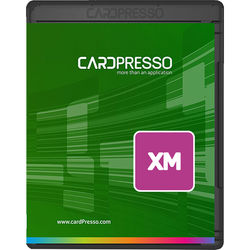 cardPresso XM ID Card Software (USB Dongle)