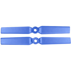 Walkera 2-Blade Propeller Set for F210 3D Quadcopter (Blue)