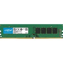Crucial 16GB DDR4 2666 MHz UDIMM Memory Module