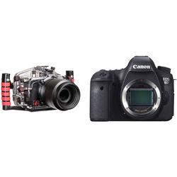 Ikelite Underwater Housing Kit with Canon EOS 6D Digital Camera Body