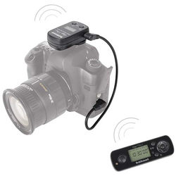 hahnel Giga T Pro II 2.4 GHz Wireless Timer Remote for Olympus/Panasonic Cameras