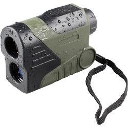 Luna Optics 6x24 1000 Laser Rangefinder Waterproof Monocular