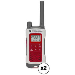 Motorola Talkabout T480 2-Way 22-Channel Radio Kit (2-Pack)
