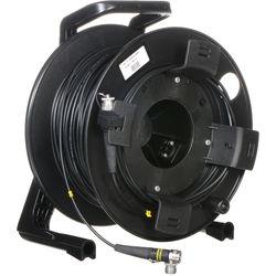 FieldCast 2Core Single-Mode Fiber Optic Cable on Winding Drum (Ultra-Light, 656')