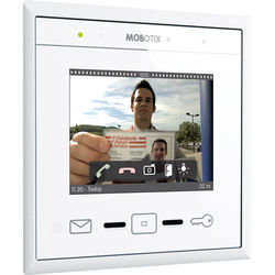 MOBOTIX MX-DISPLAY3-EXT MxDisplay+ Outdoor Display (White)