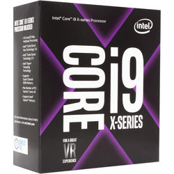 Intel Core i9-7900X X-Series 3.3 GHz Ten-Core LGA 2066 Processor