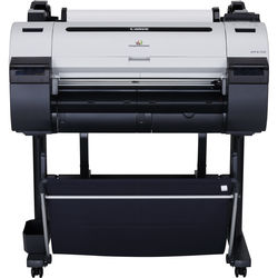 "Canon imagePROGRAF iPF670E 24"" Large-Format Inkjet Printer with ST-26 Stand Kit"