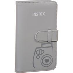 FUJIFILM INSTAX Mini Wallet Album (Smokey White)