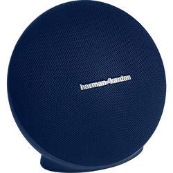 Harman Kardon Onyx Mini Portable Bluetooth Wireless Speaker (Blue)