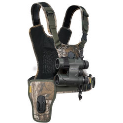 Cotton Carrier CCS G3 Binocular and Camera Harness (Realtree Xtra Camo)