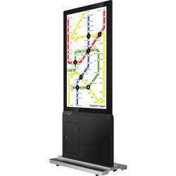 "BenQ DL550Z 55"" Dual-Sided Digital Signage LED Display"