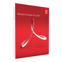 Adobe Acrobat Pro (2017, Mac, Download)