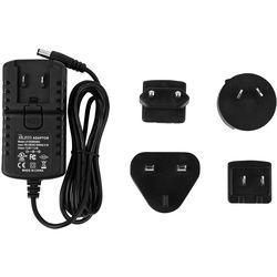 ikan AC/DC Universal Adapter for Select Ikan On-Camera Monitors & Small LED Lights (12V, 2 A)