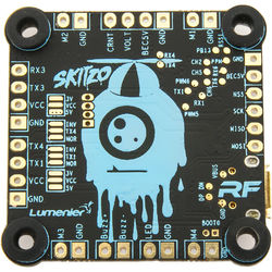 Lumenier SKITZO RaceFlight-Powered Flight Controller
