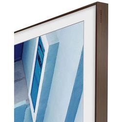 "Samsung Customizable Frame for The Frame TV (55"", Walnut)"