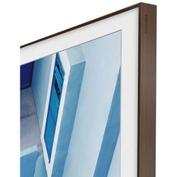 "Samsung Customizable Frame for The Frame TV (65"", Walnut)"