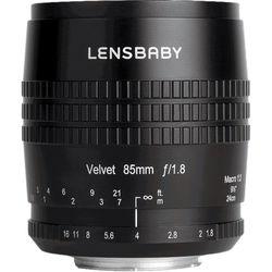 Lensbaby Velvet 85mm f/1.8 Lens for Pentax K
