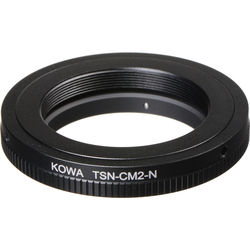 Kowa TSN-CM2 T-Mount Camera Adapter Ring (Nikon F Mount)
