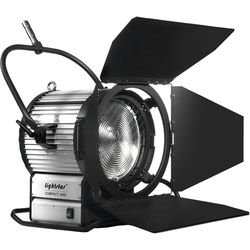 ikan 4000W HMI Fresnel Light Kit with Electronic Ballast