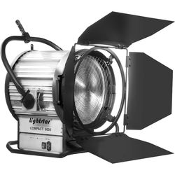 ikan 6000W HMI Fresnel Light Kit with Electronic Ballast