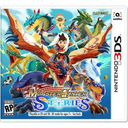 Nintendo Monster Hunter Stories (Nintendo 3DS)