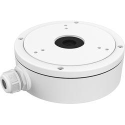 Hikvision CBM Conduit Base Junction Box for Select Dome Cameras (White)