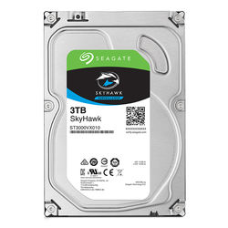 """Seagate 3TB SkyHawk SATA III 3.5"""" Internal Surveillance Hard Drive"""