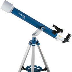 ExploreOne Theseus 60mm f/12 AZ Refractor Telescope with Hard Case