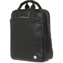 "KNOMO USA Dale Tote Backpack for 15"" Laptop (Black)"