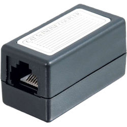 C2G Cat5e RJ45 Female to RJ45 Female Modular Inline Coupler
