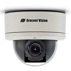 Arecont Vision MegaDome 2 Series 1080p Outdoor Network Dome Camera with 2.8-8mm Motorized Lens & Heater