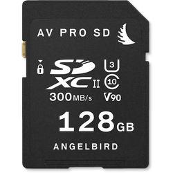 Angelbird 128GB AV Pro UHS-II SDXC Memory Card