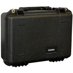 Sigma PMC-001 Hard Case for 18-35mm & 50-100mm Cine Zoom Lenses