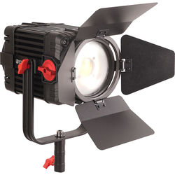 CAME-TV Boltzen 150W Fresnel Focusable LED Daylight Light with Built-In Fan
