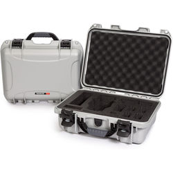 Nanuk 920 Waterproof Hard Case for DJI Mavic (Silver)