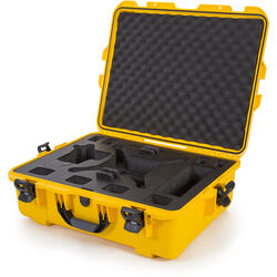 Nanuk 945 Waterproof Hard Case for DJI Phantom 4/4 Pro/4 Pro+ & Phantom 3 (Yellow)