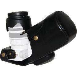 MegaGear MG257 Ever Ready Protective Camera Case for Samsung NX300 (Black)
