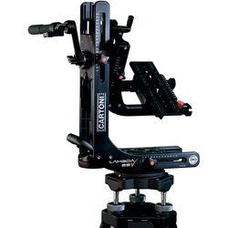 Cartoni Lambda 25 Fluid Head - Supports Up to 55 lb
