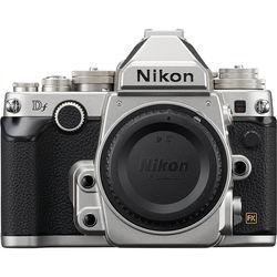 Nikon Df DSLR Camera (Body Only, Silver)