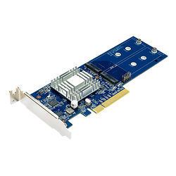 Synology Dual M.2 SSD Adapter Card