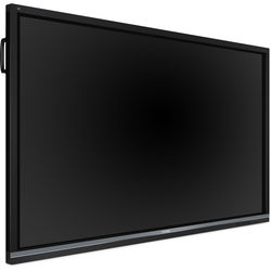 """ViewSonic ViewBoard IFP8650 86"""" UHD Commercial Touchscreen Display"""