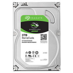"Seagate 3TB BarraCuda SATA III 3.5"" Internal HDD"
