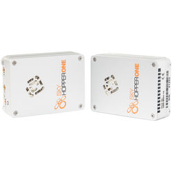 SkyHopper ONE Wireless Radio for UAV/Drone with Data Link, 1080p HD Video, Control, and Telemetry (6600' Range)
