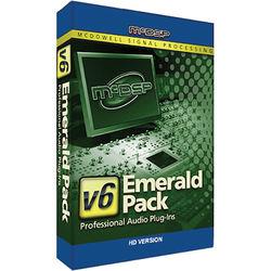 McDSP EMERALD PK HD V6 to EVRTHNG PK HD V6.3