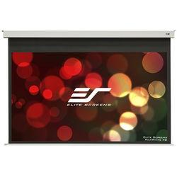 "Elite Screens 100"" INCEILING MOTORIZD PRJCTN SCRN 4K"