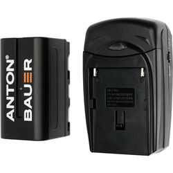 SmallHD Sony NPF L-Series Battery & Charger