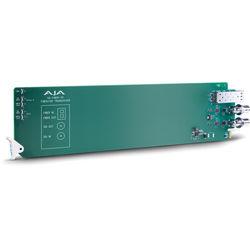 AJA openGear 1-Channel SDI/Fiber Transceiver