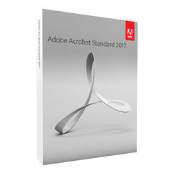 Adobe Acrobat Standard (2017, Windows, Boxed)