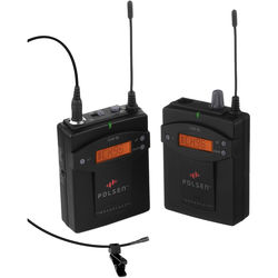 Polsen ULW-96-V2 Camera-Mountable UHF Wireless System/96-Channel (514 to 544 MHz)